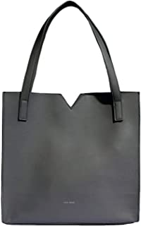Pixie Mood Alicia Lightweight Vegan Leather Tote -With Crossbody Bag