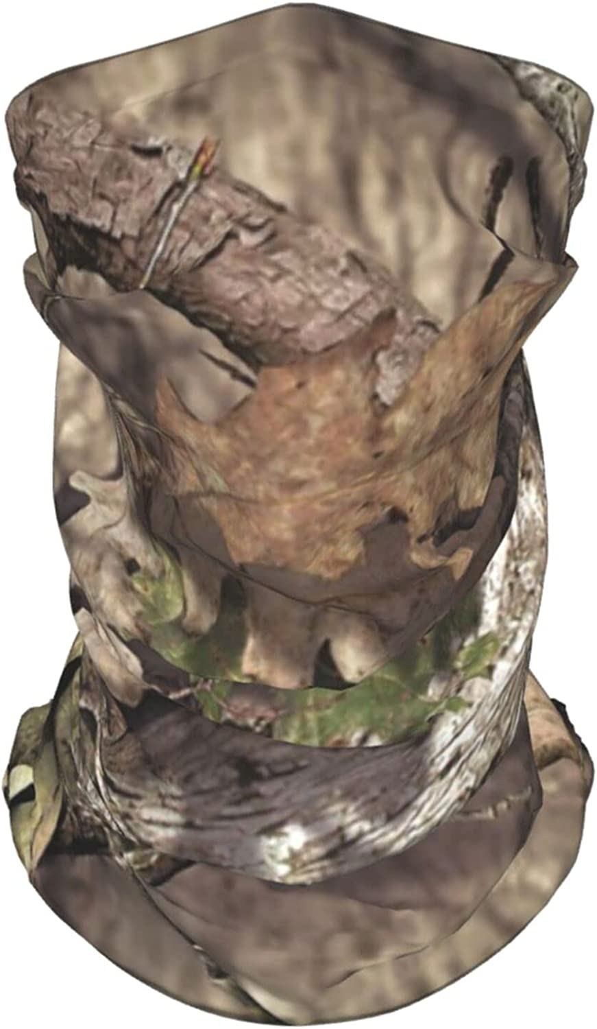 Camouflage Camo1 Neck Gaiter Multipurpose Headwear Ice Silk Mask Scarf Summer Cool Breathable Outdoor Sport 2 Pcs
