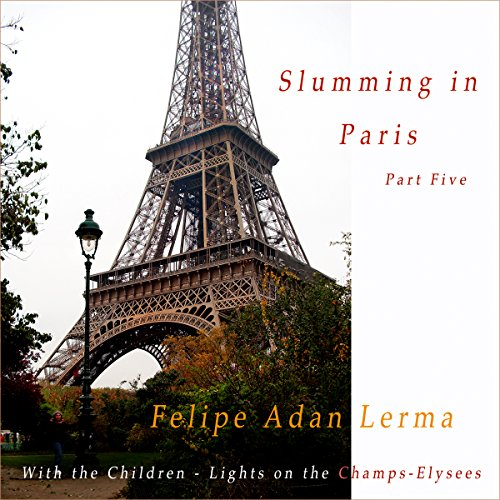 Lights on the Champs-Elysees audiobook cover art