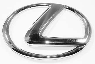"OEM Lexus Front Grill Emblem With Part Number 75311-0E020 6"" X 4 1/4"""