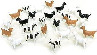 plastic goat figurines
