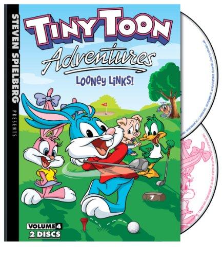 Steven Spielberg Presents Tiny Toon Adventures 4 [DVD] [Region 1] [NTSC] [US Import]