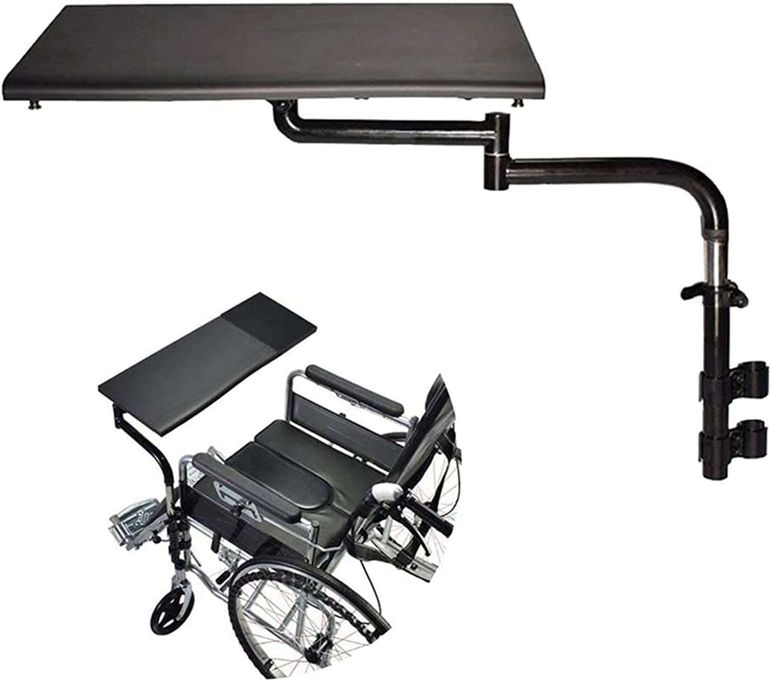 XJZHANG Wheelchair Lap Tray Laptop Lifte Free shipping New Miami Mall Can Be Desk