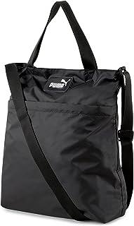PUMA Damen Core Pop Shopper Tasche, Schwarz, Einheitsgröße