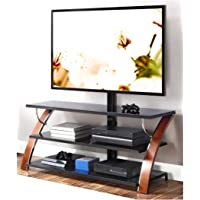 Whalen 3-in-1 Flat Panel TV Stand For TVs Up To 65