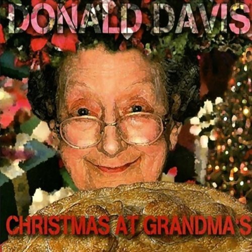 Christmas at Grandma's audiobook cover art