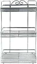 In-house Stainless Steel Bathroom Organizer Shower Storage Rack (Silver)