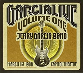 Garcialive Vol. 1 Capitol Theatre [2 CD] by The Jerry Garcia Band (2013-02-19)