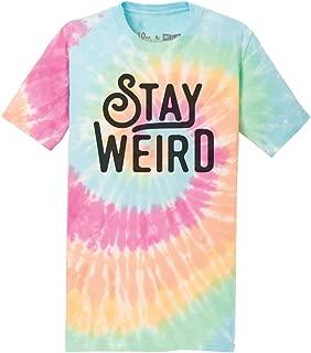 Best stay weird shirt Reviews