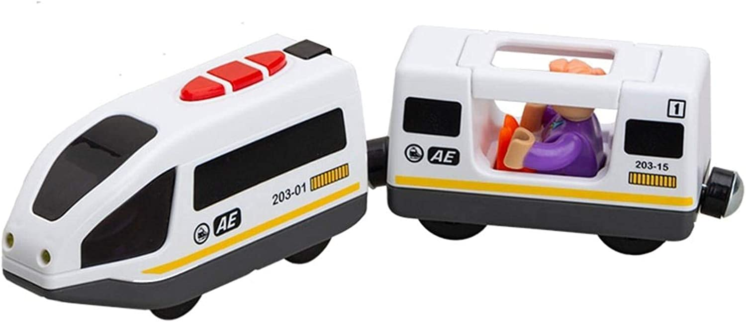 Max Max 78% OFF 44% OFF Kids Electric Train Toy Set for Standard Fit Diecast Wood