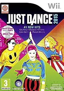 Ubisoft Just Dance 2015, Wii Básico Nintendo Wii Francés vídeo - Juego (Wii, Nintendo Wii, Danza, Modo multijugador, E (para todos))
