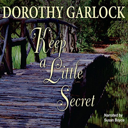 Keep a Little Secret audiobook cover art