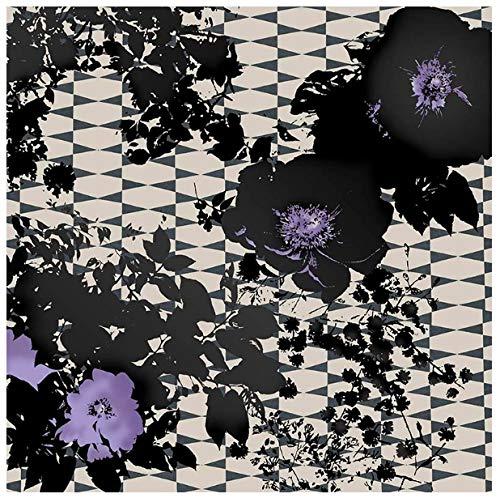 朝倉染布 風呂敷 - 約96×96cm 朝倉染布 超撥水風呂敷ながれ 平織 インプレッション