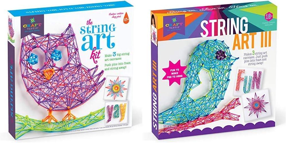 Craft-tastic – String Art Kit Makes Larg Craft specialty shop Popularity 3