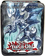 Konami YuGiOh 2013 Wave 1 Collector Tin Set Tidal, Dragon Ruler of Waterfalls