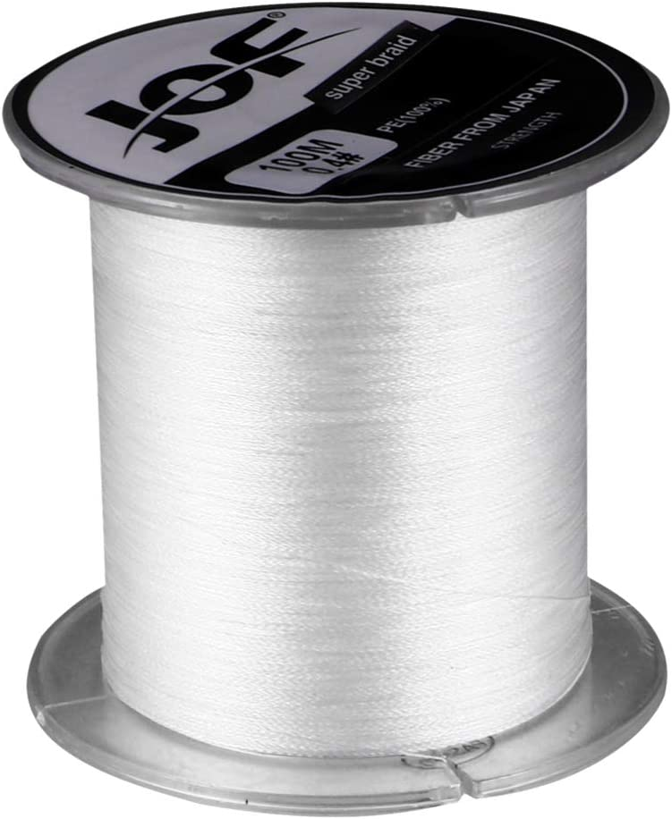 BESPORTBLE Braided New Free Award Shipping Fishing Line 4 PE Super Strands Fishin Strong