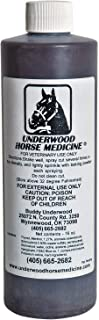 Underwood Horse Medicine Topical Wound Spray 16oz