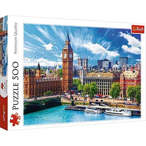 Brandsseller Puzzle - Big Ben London 500 Teile