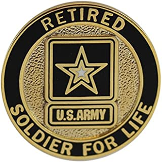soldier for life pin
