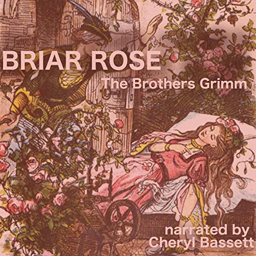 Briar Rose audiobook cover art