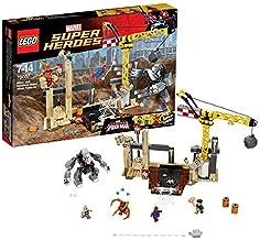 LEGO (LEGO) Super Heroes Rhino and Sandman super villain team-up of 76,037