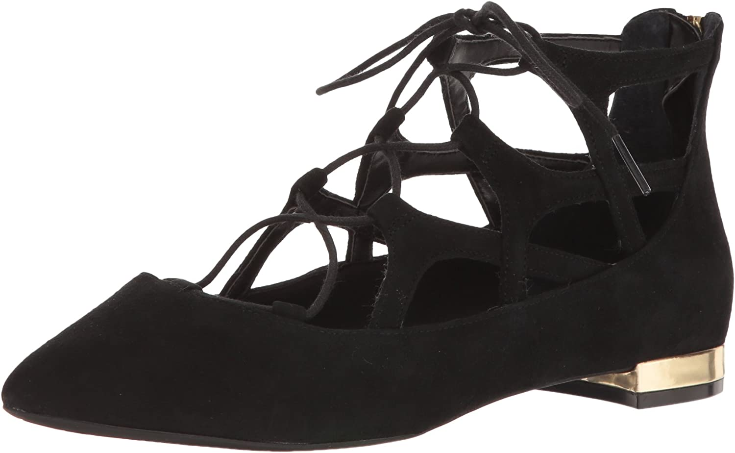 Rockport Womens Total Motion Adelyn Ghillie Ballet Flat