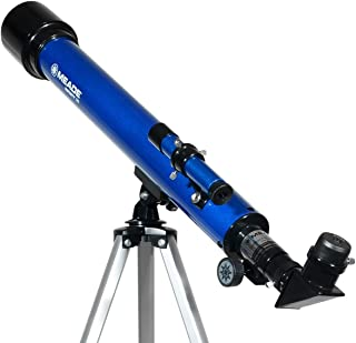Meade Instruments 209001 Infinity 50mm AZ Refractor Telescope,Blue