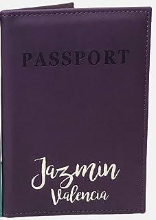 Porta pasaporte Personalizado
