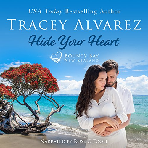 Hide Your Heart Audiobook By Tracey Alvarez cover art