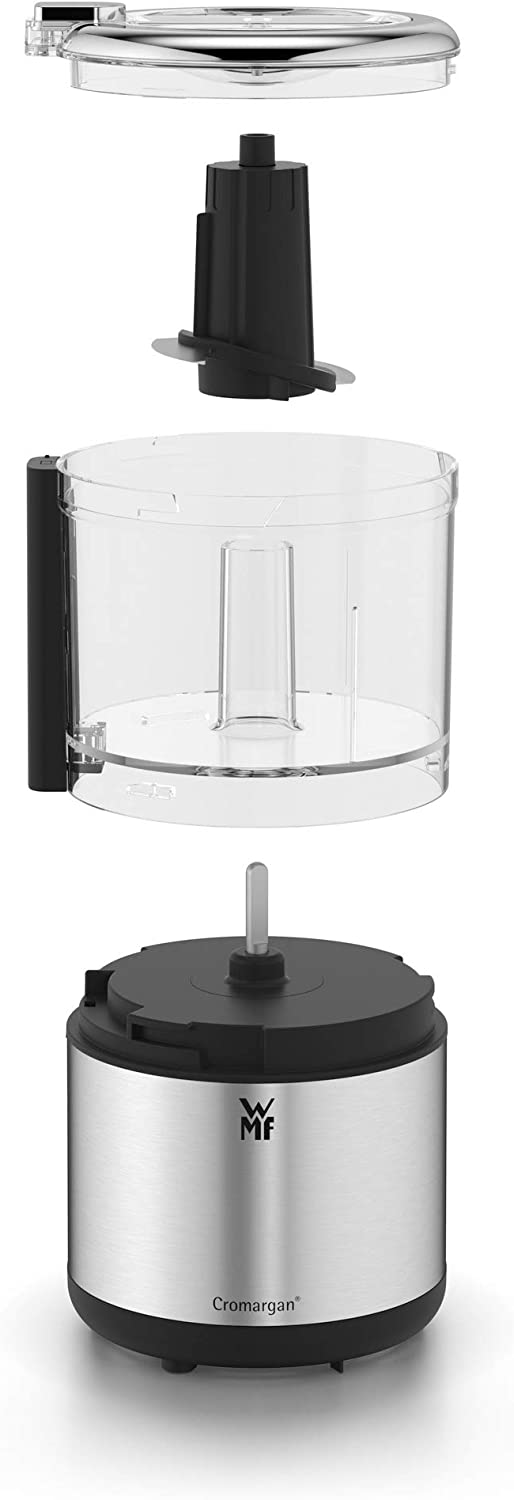 WMF 0416580011 Tabletop blender 0.4L 65W Stainless steel blender  0416580011, Tabletop blender, 0.4 L, Stainless steel, 1 m, Buttons,  Stainless steel : Amazon.co.uk: Home & Kitchen