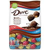 Deals on Dove Promises Variety Mix Chocolate Candy 43.07-Ounce 150-Piece Bag