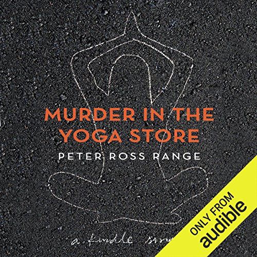 Murder in the Yoga Store audiobook cover art