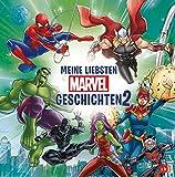 Meine liebsten Marvel-Geschichten 2: Perfekt für Zwischendurch: kurze Vorlesegeschichten für Kinder ab 6 Jahren (Die Marvel-zum-Vorlesen-Reihe, Band 4)