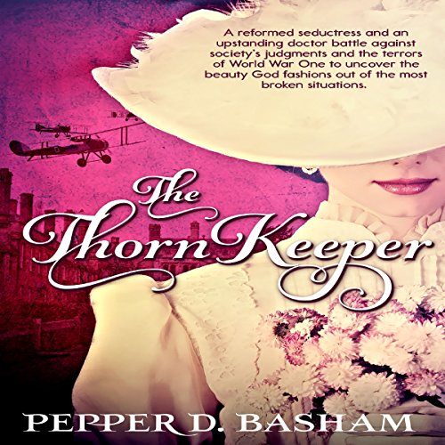 The Thorn Keeper audiobook cover art
