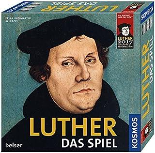 KOSMOS 692667 Luther - Das Spiel, Martin Luther und seine Ze