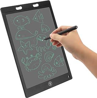 Putron LCD Schrijftablet, 12-Inch LCD Handschrifttekening Doodle Bord, Uitwisbare Digitale Schrijftablet Met Schermvergren...