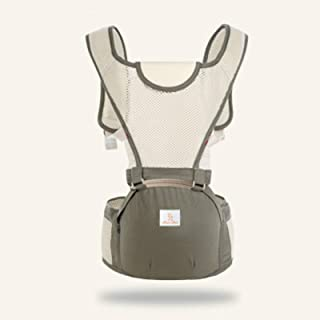 Breathable Baby Hip Seat Carrier Waist Stool Ergonomic Baby Hipseat Hip Waist Seat Carrier For Baby Newborn Adjustable