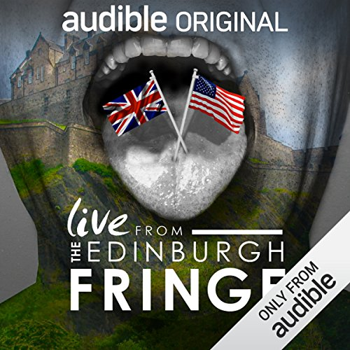 Live from the Edinburgh Fringe, 2015 audiobook cover art