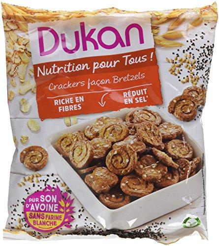 Dukan Crackers Façon Bretzels 100 g