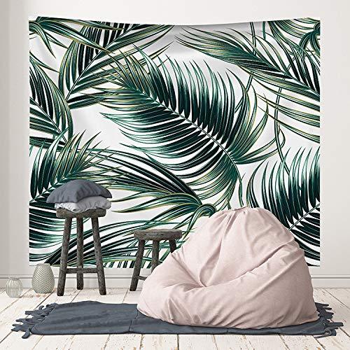 mmzki Selva nórdica Colgando Dormitorio decoración Pintura Tapiz 5 150x150 cm