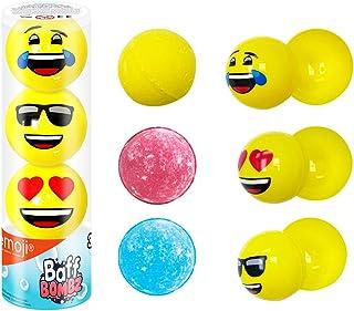 zimpli kids 5857 Bath Bombz, Yellow, Blue & Red