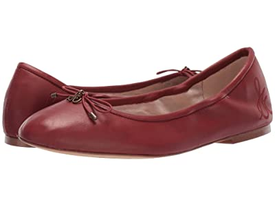 Sam Edelman Felicia (Spiced Mahogany Butter Nappa Leather) Women