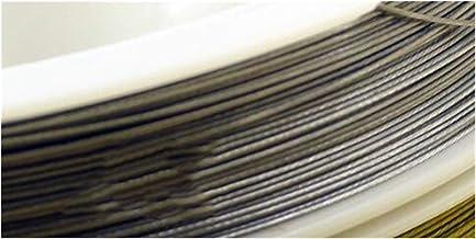 Kralendraad 1 Roll Hoge Kwaliteit Goud/Staal Kleur Draadkabel 0.3 0.38 0.45 0.5 0.6 0.7 0.8mm Handgemaakte Kralen Draad Ac...