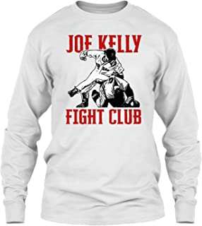 Joes Kelly Bostons Fights Club LS Ultra Cotton Tshirt