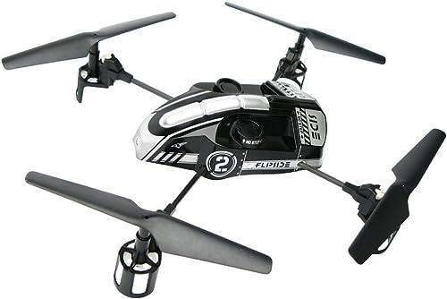 alto descuento EZ EZ EZ Fly RC ezfflp101s 101S kehr Lado cuadricóptero, plata  Todo en alta calidad y bajo precio.