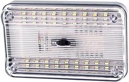 Auto-Leseleuchten Heckleuchten Adjustbale-Helligkeit EKSAVE LED-Innenraumleuchten f/ür den Innenraum wenig Nachtlicht T/ürlichter 6500K Plattenlichter