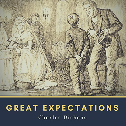 Couverture de Great Expectations