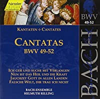 Cantatas Bwv 49-52