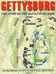 Image: Gettysburg: The Story of the Battle with Maps | Paperback: 160 pages | by David Reisch (Author), David M. Detweiler (Editor). Publisher: Stackpole Books (June 1, 2013)