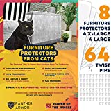 Best Couch Protectors - Panther Armor Furniture Protectors from Cat Scratch Review
